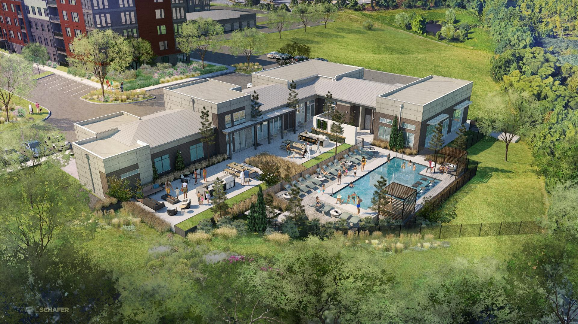 NRP GREENBELT_Amenity & Pool