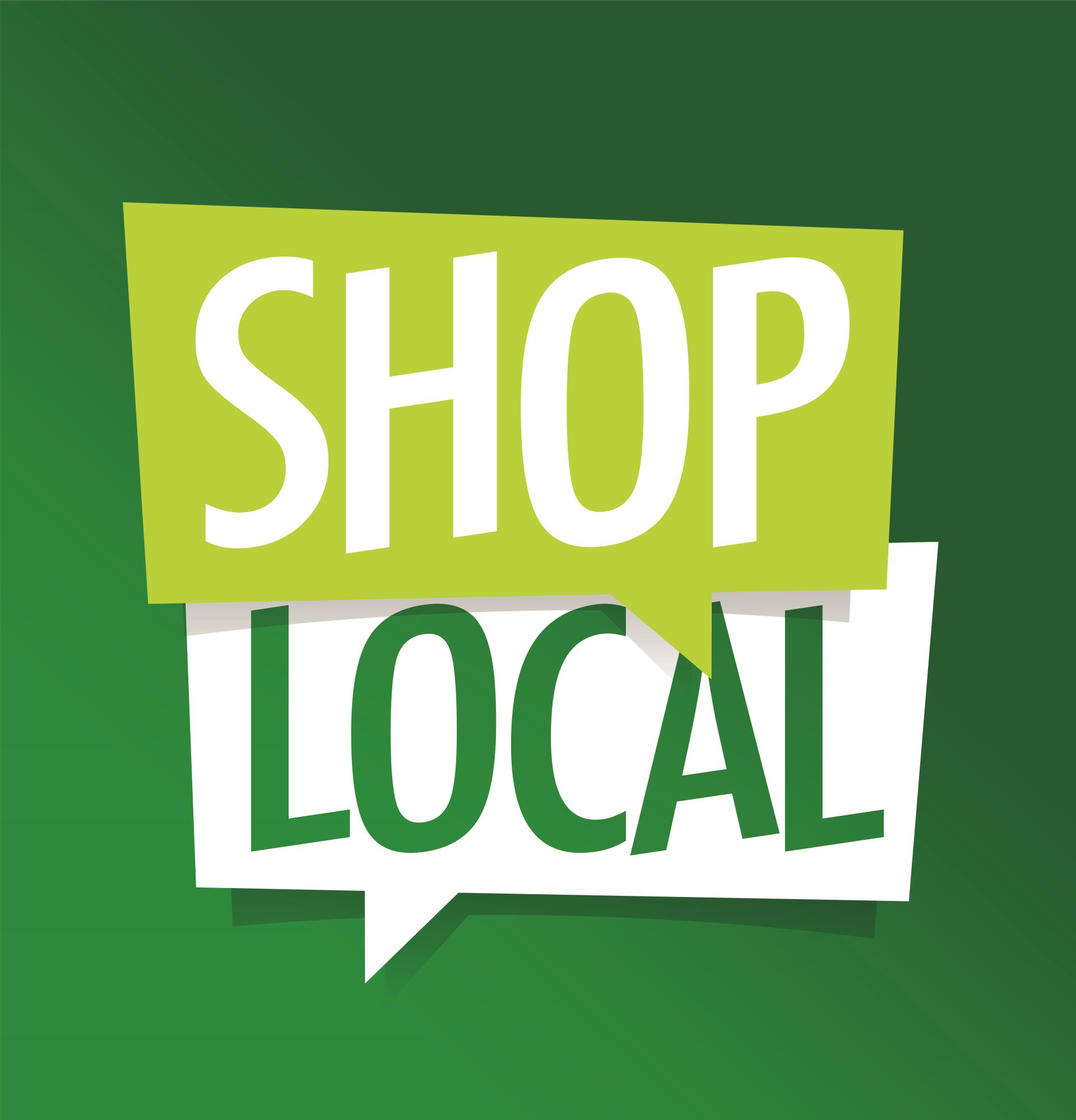 shop local green