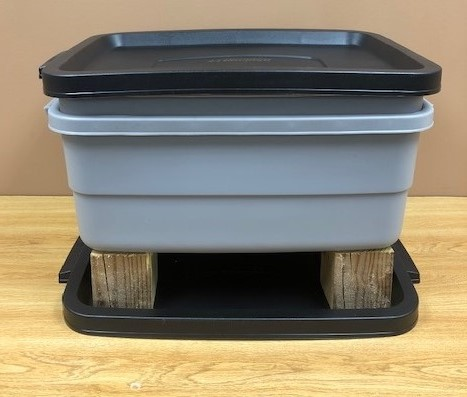 Vermicompost kit