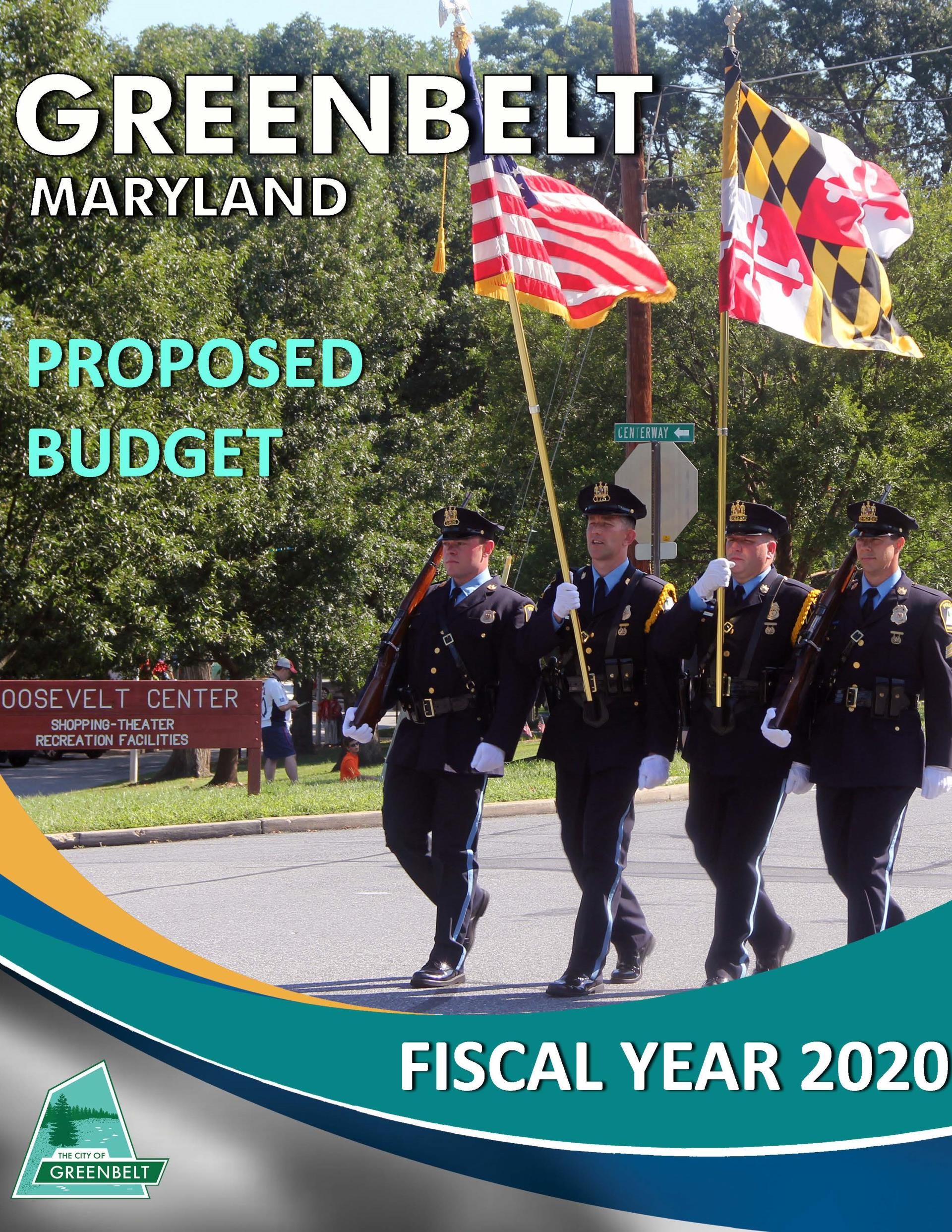 FY 2020 Proposed Budget now available!