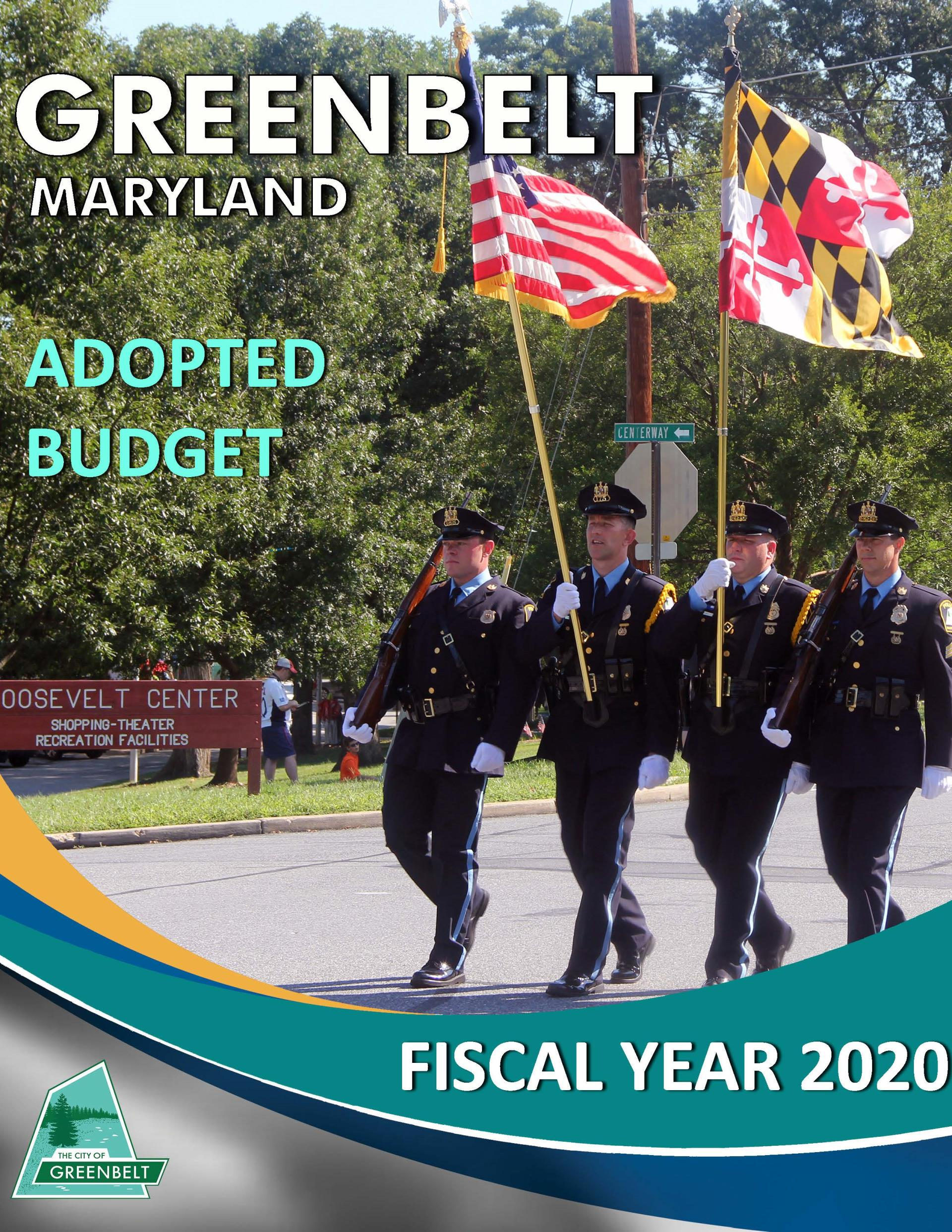 FY 2020 Adopted Budget now available!