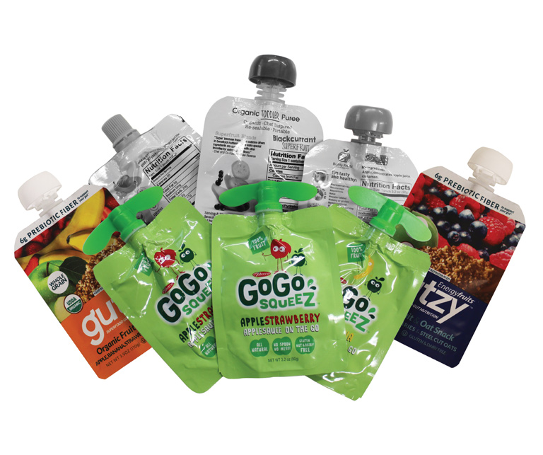 Gogo Squeez packets