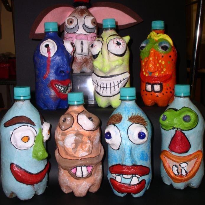 bottle heads